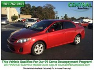 2011 Toyota COROLLA    Hot Springs, AR   Central Auto Sales in Hot Springs AR