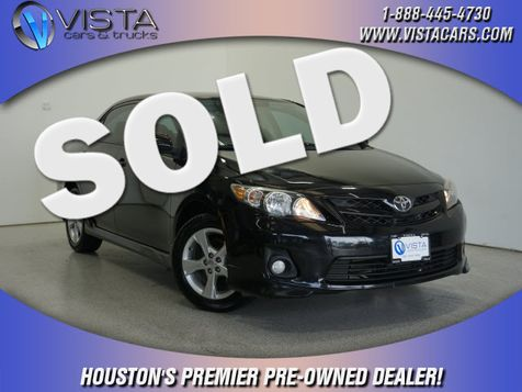 2011 Toyota Corolla S in Houston, Texas