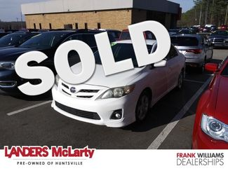2011 Toyota Corolla S | Huntsville, Alabama | Landers Mclarty DCJ & Subaru in  Alabama