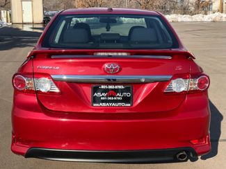 2011 Toyota Corolla S 4-Speed AT LINDON, UT 7