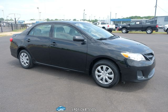 2011 Toyota Corolla in Memphis Tennessee