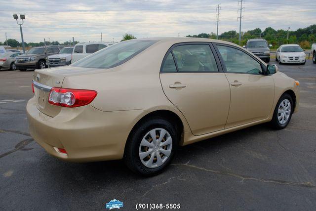2011 Toyota Corolla LE in Memphis, Tennessee 38115