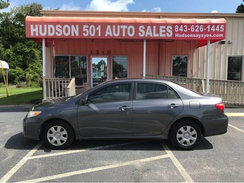 2011 Toyota Corolla LE 4-Speed AT | Myrtle Beach, South Carolina | Hudson Auto Sales in Myrtle Beach South Carolina