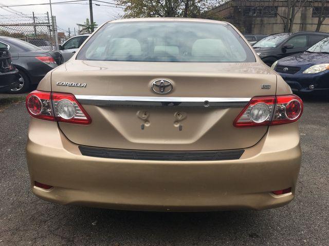 2011 Toyota Corolla LE New Brunswick, New Jersey 6