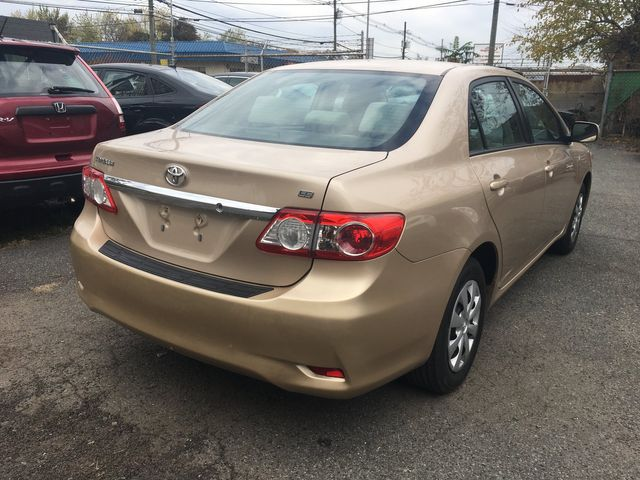 2011 Toyota Corolla LE New Brunswick, New Jersey 7