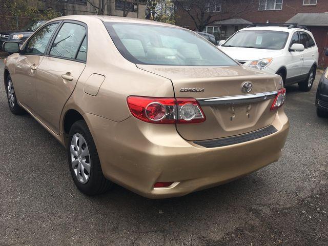 2011 Toyota Corolla LE New Brunswick, New Jersey 8