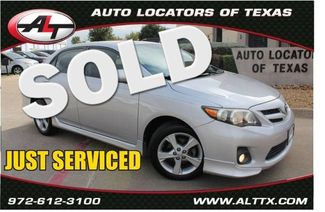2011 Toyota Corolla LE | Plano, TX | Consign My Vehicle in  TX