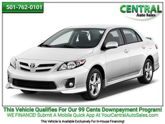 2011 Toyota COROLLA/PW  | Hot Springs, AR | Central Auto Sales in Hot Springs AR