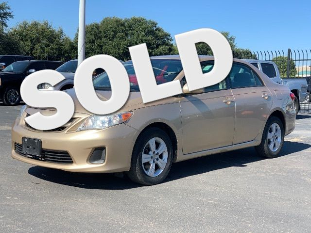 2011 Toyota Corolla LE 4-Speed AT in San Antonio, TX 78233