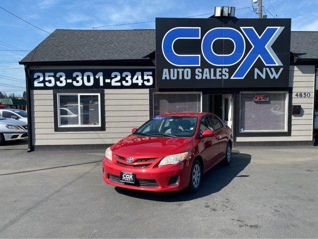2011 Toyota Corolla LE in Tacoma, WA 98409