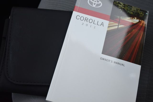 2011 Toyota Corolla 4dr Sdn Auto LE Waterbury, Connecticut 24