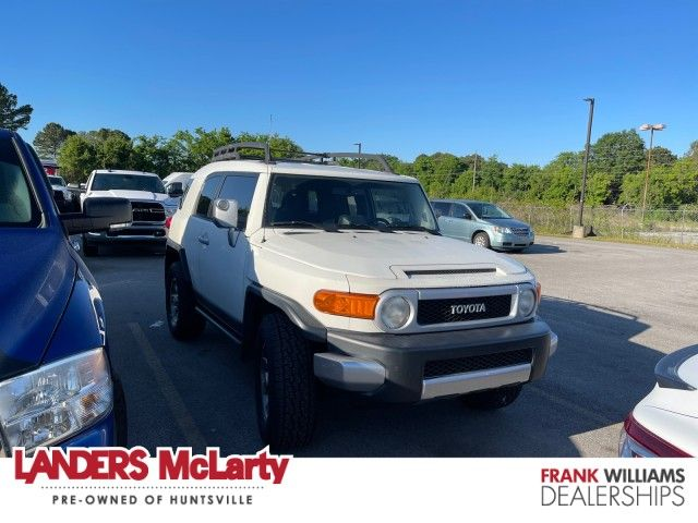 2011 Toyota FJ Cruiser  | Huntsville, Alabama | Landers Mclarty DCJ & Subaru in  Alabama