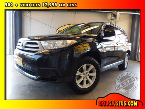 2011 Toyota Highlander Base in Airport Motor Mile ( Metro Knoxville ), TN
