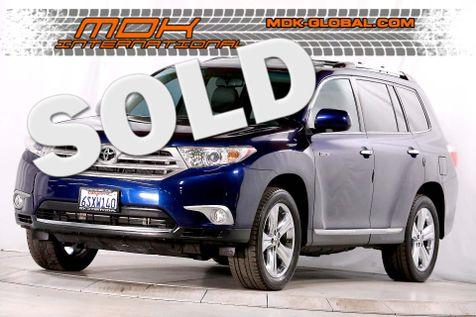 2011 Toyota Highlander Limited - Navigation - DVD - 3rd row seats - JBL in Los Angeles