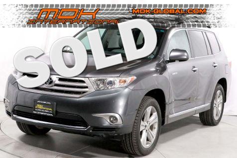 2011 Toyota Highlander Limited - 4WD - Navigation - DVD - JBL in Los Angeles