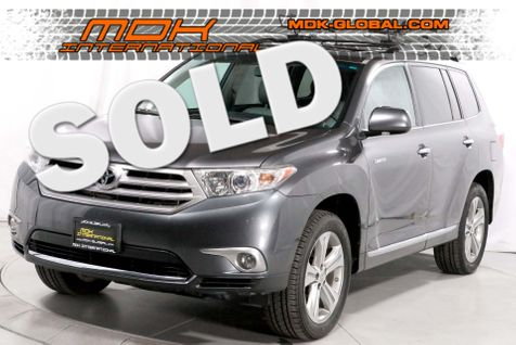 2011 Toyota Highlander Limited - 4WD - Navigation - DVD - JBL in Los Angeles