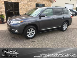2011 Toyota Highlander Base Farmington, MN