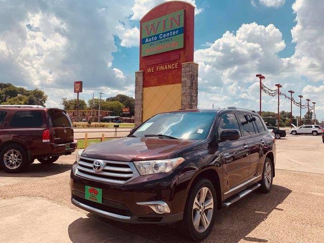 2011 Toyota Highlander Limited | Gilmer, TX | Win Auto Center, LLC in Gilmer TX