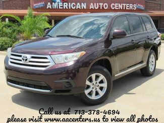 2011 Toyota Highlander Base | Houston, TX | American Auto Centers in Houston TX