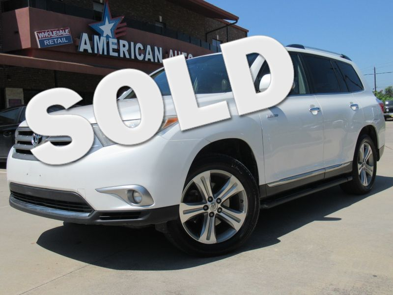 2011 Toyota Highlander Limited | Houston, TX | American Auto Centers in Houston TX