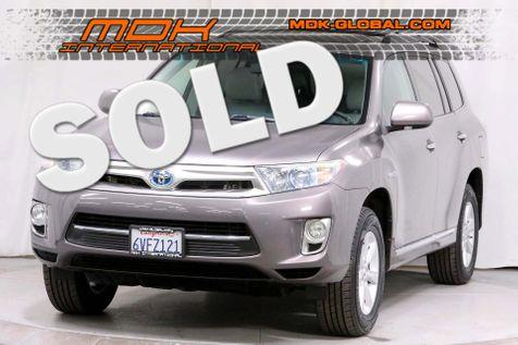 2011 Toyota Highlander Hybrid Limited - JBL - DVD - NAV - NEW TIRES in Los Angeles