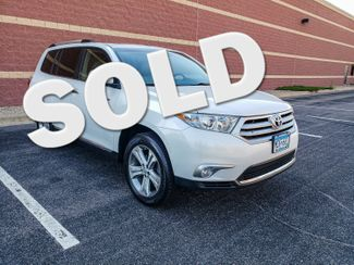2011 Toyota Highlander Limited HAIL SALE Maple Grove, Minnesota
