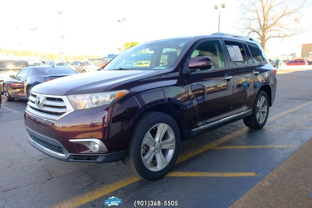 2011 Toyota Highlander Limited in Memphis, Tennessee 38115
