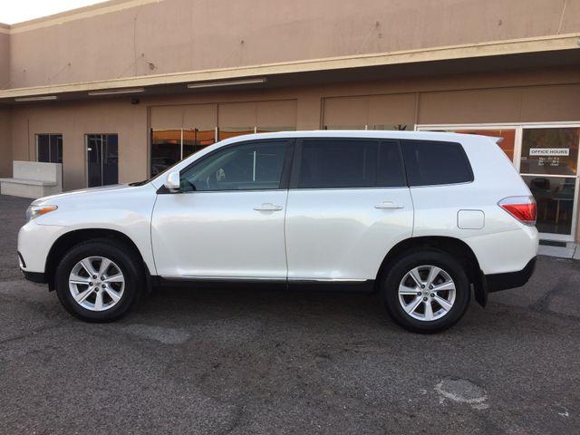 2011 Toyota Highlander 3 MONTH/3,000 MILE NATIONAL POWERTRAIN WARRANTY Mesa, Arizona 1