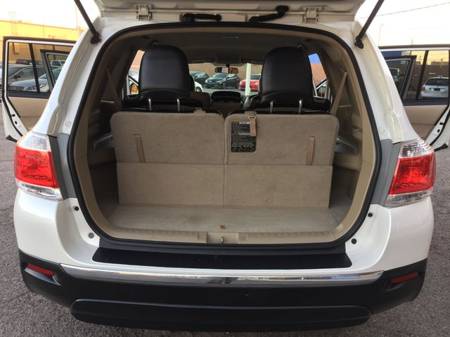 2011 Toyota Highlander 3 MONTH/3,000 MILE NATIONAL POWERTRAIN WARRANTY Mesa, Arizona 11