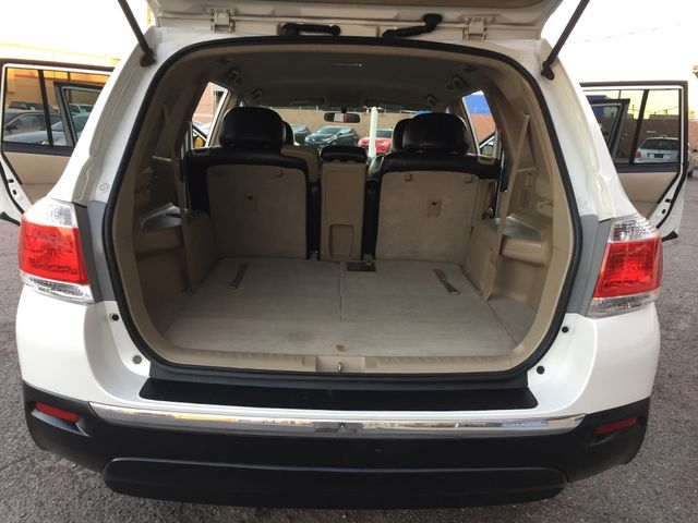 2011 Toyota Highlander 3 MONTH/3,000 MILE NATIONAL POWERTRAIN WARRANTY Mesa, Arizona 12
