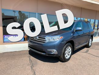 2011 Toyota Highlander SE 3 MONTH/3,000 MILE NATIONAL POWERTRAIN WARRANTY Mesa, Arizona 0