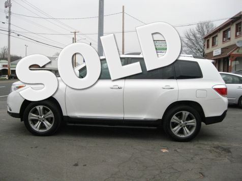 2011 Toyota Highlander Limited in West Haven, CT