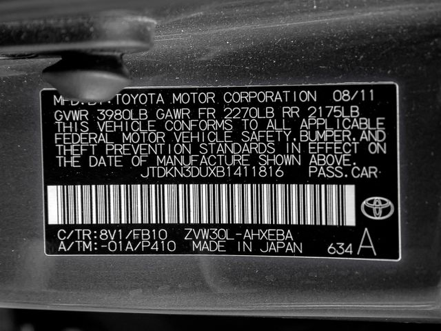 2011 Toyota Prius II Burbank, CA 24