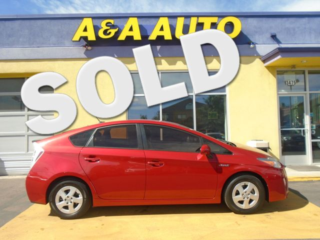 2011 Toyota Prius IV in Englewood CO, 80110