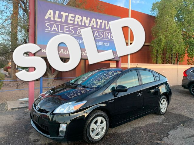 2011 Toyota Prius II 3 MONTH/3,000 MILE NATIONAL POWERTRAIN WARRANTY Mesa, Arizona