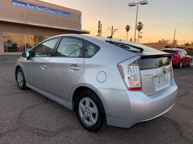 2011 Toyota Prius III 3 MONTH/3,000 MILE NATIONAL POWERTRAIN WARRANTY Mesa, Arizona 2