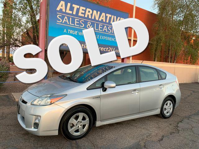 2011 Toyota Prius III 3 MONTH/3,000 MILE NATIONAL POWERTRAIN WARRANTY Mesa, Arizona