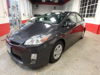 2011 Toyota Prius Four, B/U Camera HEATED LEATHER, MOONROOF W/ BIKE RACK HITCH Saint Louis Park, MN 5