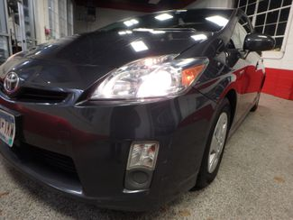 2011 Toyota Prius Four, B/U Camera HEATED LEATHER, MOONROOF W/ BIKE RACK HITCH Saint Louis Park, MN 20