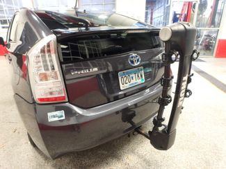 2011 Toyota Prius Four, B/U Camera HEATED LEATHER, MOONROOF W/ BIKE RACK HITCH Saint Louis Park, MN 27