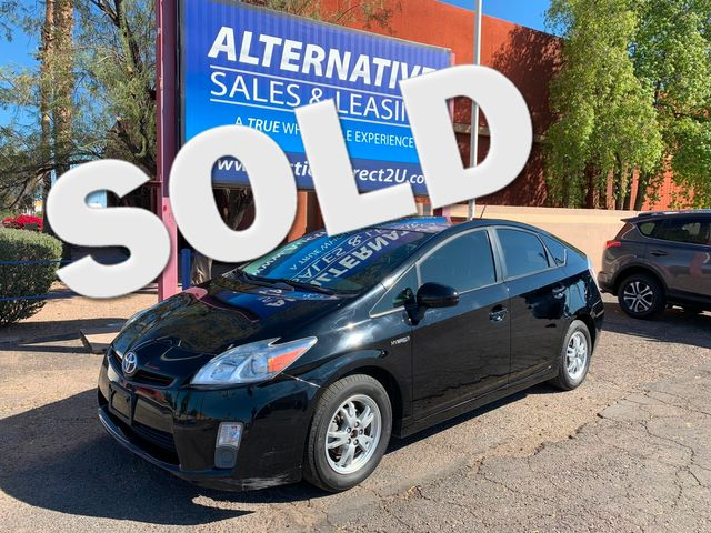 2011 Toyota Prius IV 3 MONTH/3,000 MILE NATIONAL POWERTRAIN WARRANTY Mesa, Arizona 0