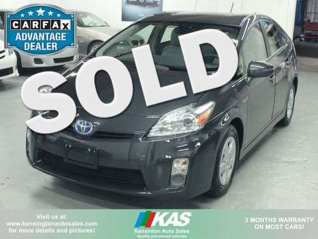 2011 Toyota Prius Three Kensington, Maryland