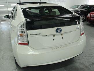 2011 Toyota Prius IV Solar Panel Kensington, Maryland 10