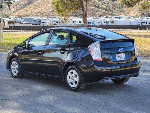 2011 Toyota Prius II Santa Clarita, CA 5
