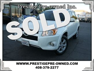 2011 Toyota RAV4 LIMITED  in Campbell CA