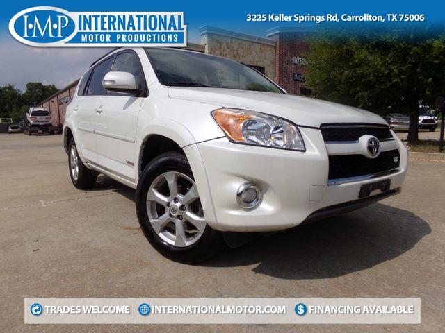2011 Toyota RAV4 Ltd