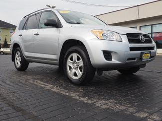 2011 Toyota RAV4 Base I4 2WD | Champaign, Illinois | The Auto Mall of Champaign in Champaign Illinois