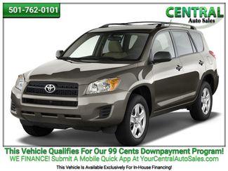 2011 Toyota RAV4  | Hot Springs, AR | Central Auto Sales in Hot Springs AR