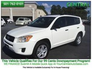 2011 Toyota RAV4  | Hot Springs, AR | Central Auto Sales in Hot Springs AR