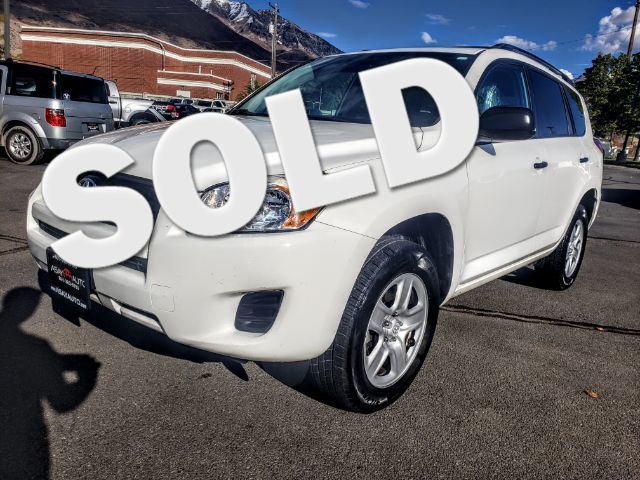 2011 Toyota RAV4 Base I4 4WD with 3rd Row LINDON, UT